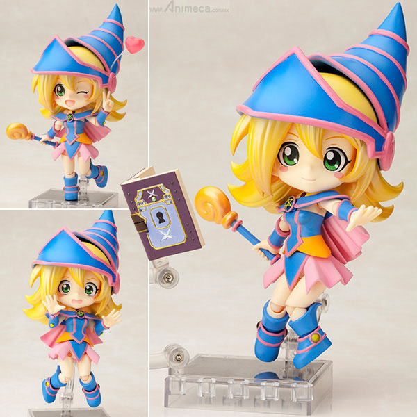 FIGURA DARK MAGICIAN GIRL (BLACK MAGICIAN GIRL) Cu-poche Yu-Gi-Oh! Duel Monsters