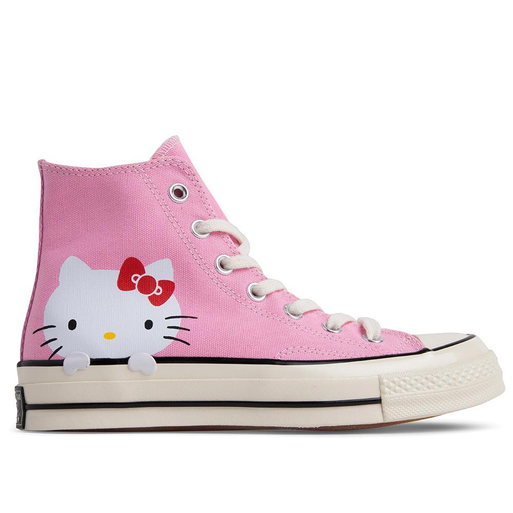 a55b31889c8 Converse x Hello Kitty Chuck 70 Canvas High Top
