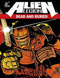 Alien Legion: Dead and Buried