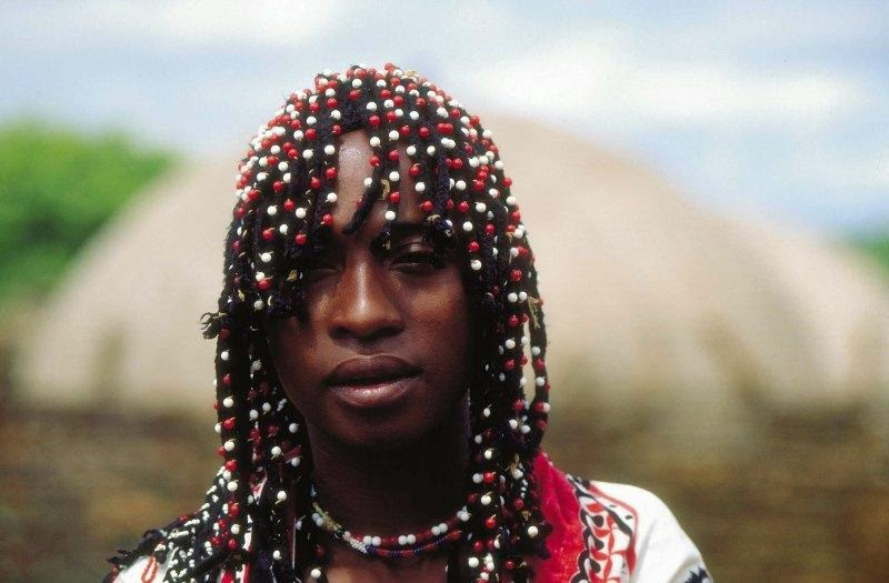 Sangoma - Witnessing a South African healer at work