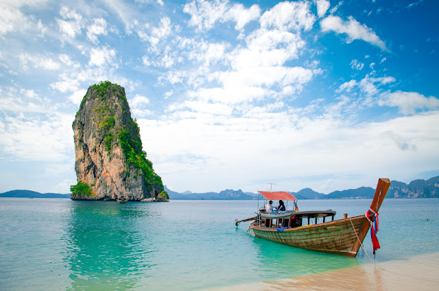 泰国海岛 Krabi