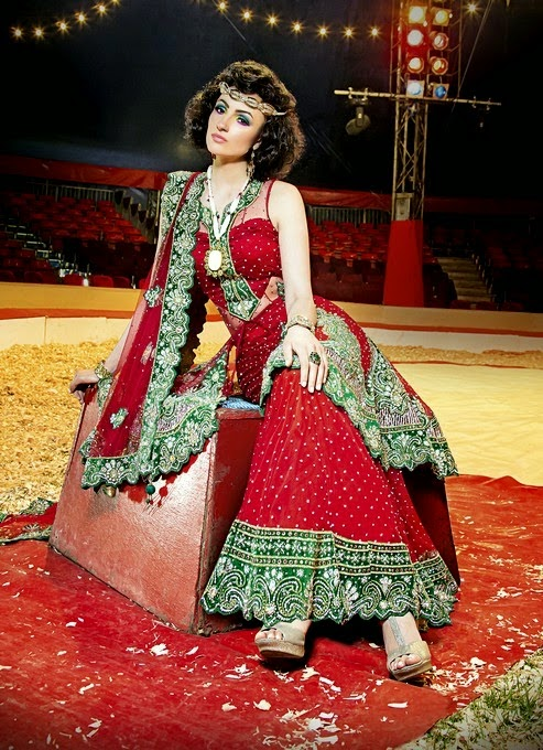 Mongas customary bridal wear collection