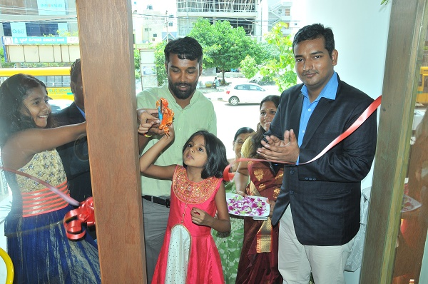 Launch of The Chocolate Room Bangalore store