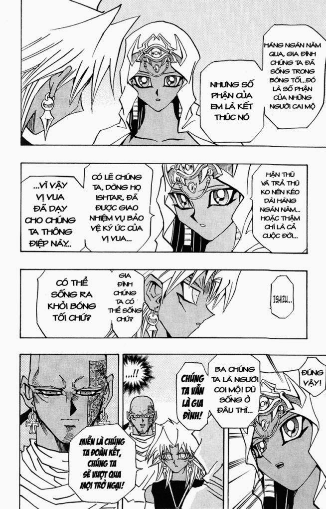 YUGI-OH! chap 276 - lời nguyền bóng tối trang 16
