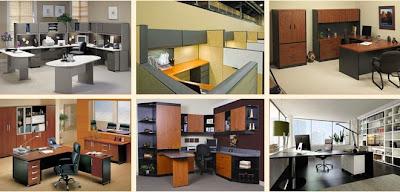 Furniture Kantor Pilihan Menarik Fungsional Dan Efektif