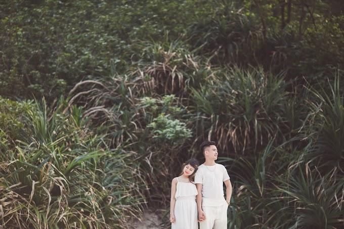 Album cưới đẹp tại Cô Tô / Hung + Tram Anh