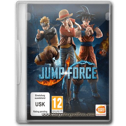 Jump Force Full Español