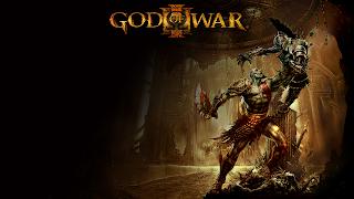 God of War 3 PS3 Background