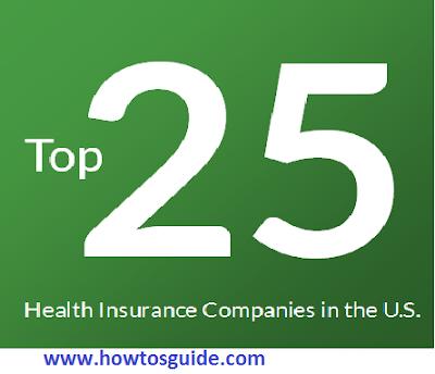 Health Insurance Companies in U.S.A