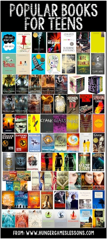 top novels for teens jpg 422x640