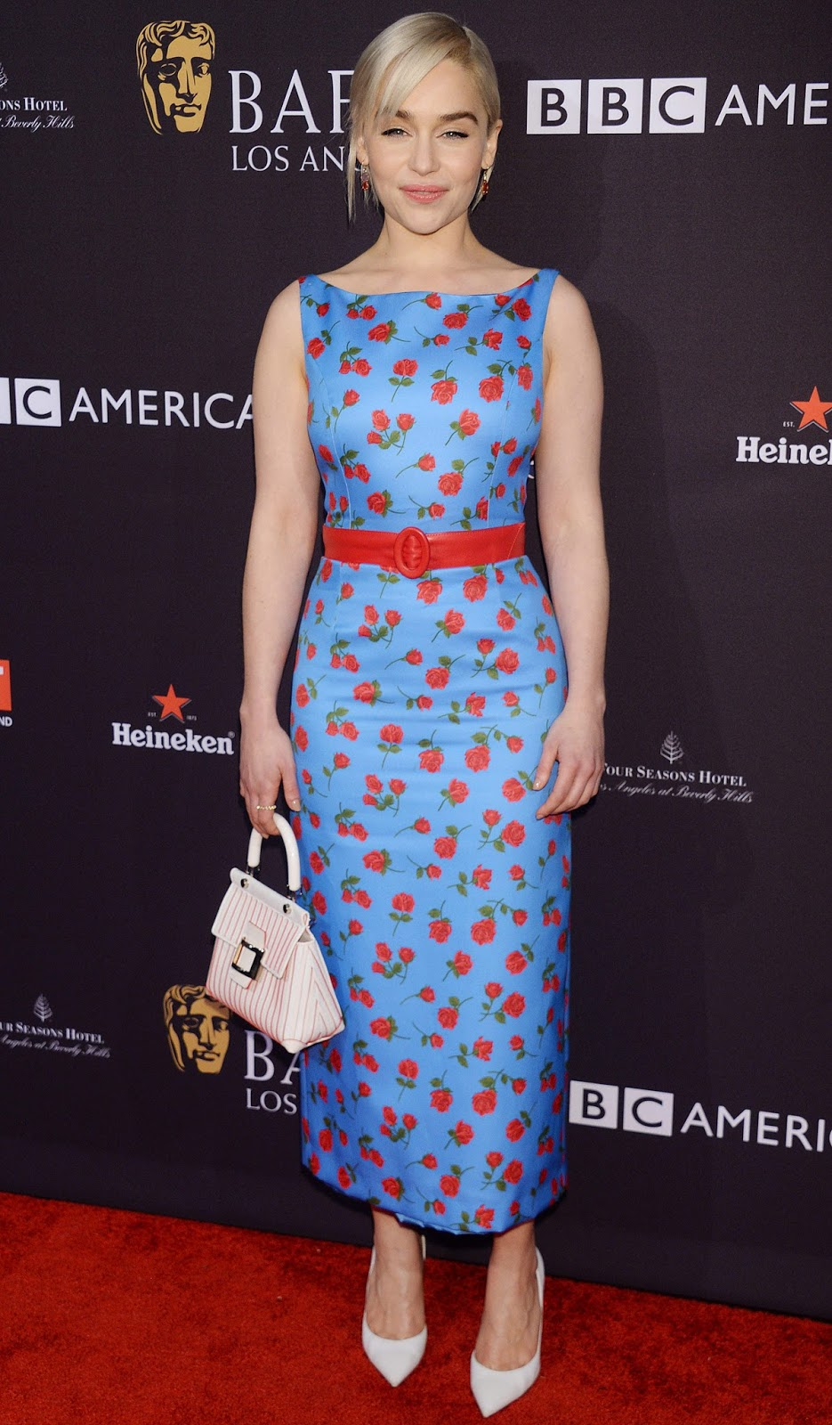 Emilia Clarke Dress 2018