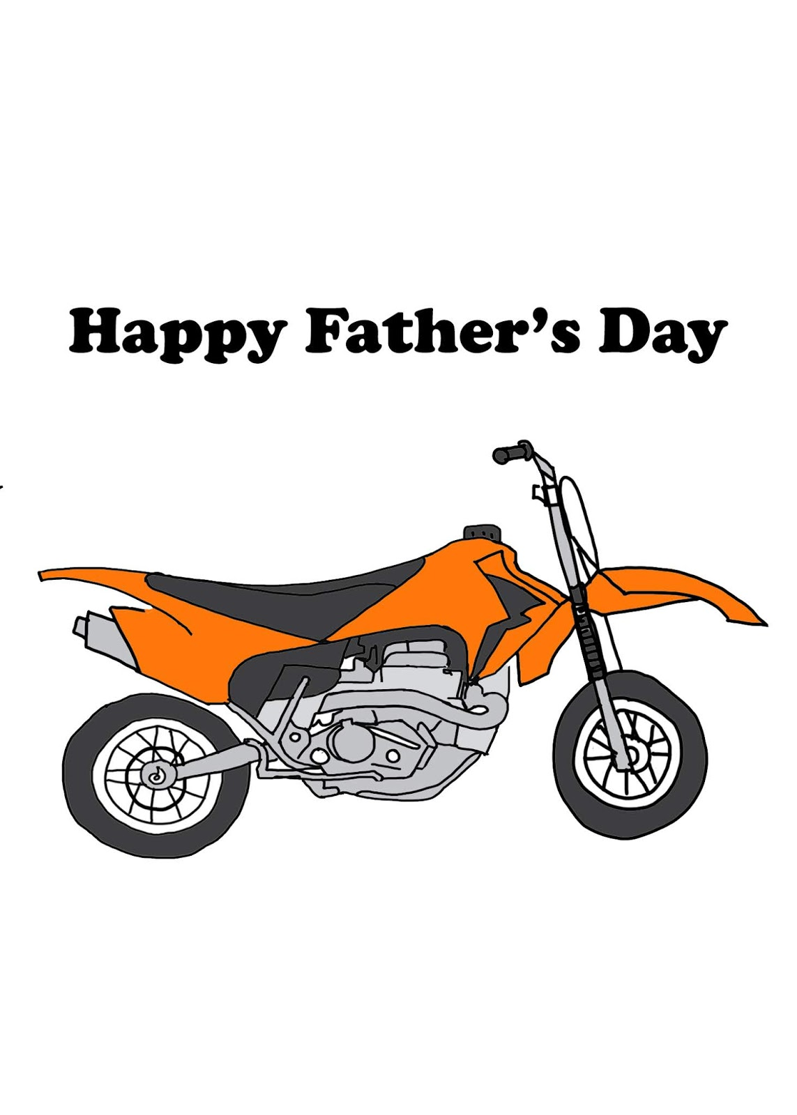 Fathers Day Card My Someday In May
