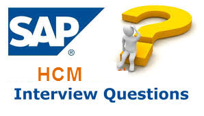SAP HCM Multiple Choice Questions And Answers