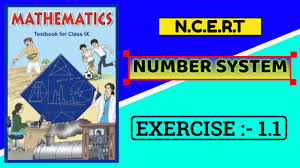 NCERT Solutions for Class 9 Maths Number System Ex 1.1