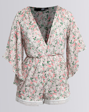 Ditsy-floral-playsuit