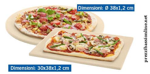 Prezzi Bassi Online Piastra Refrattaria Per Pizza Da Lidl