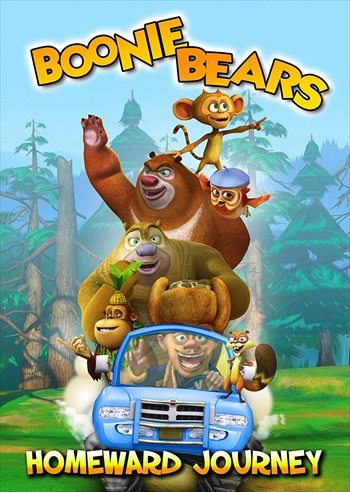 Boonie Bears: Homeward Journey Dual Audio Full Movie
