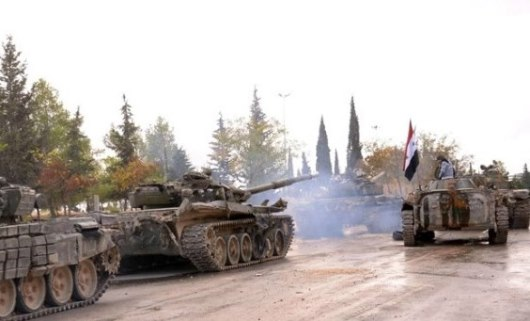 وفد الروسي لمسلحي درعا:لاتذهبوا إلى إدلب فمعركتها ستبدأ بأيلول.؟