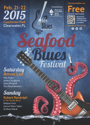 Seafood and Blues Music Festival