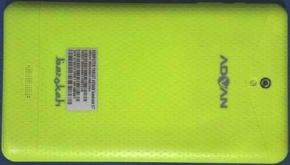 Tablet Advan Vandroid S7
