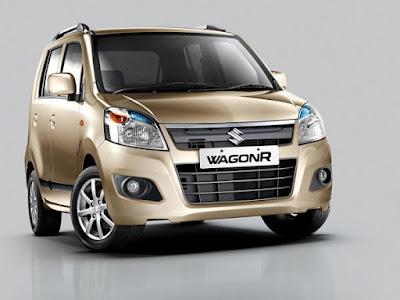 Maruti Suzuki WagonR Hd image