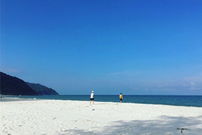 Hãy đến Vân Đồn xem khung cảnh huyền ảo trên đảo Quan Lạn