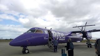 フライビーの飛行機の写真