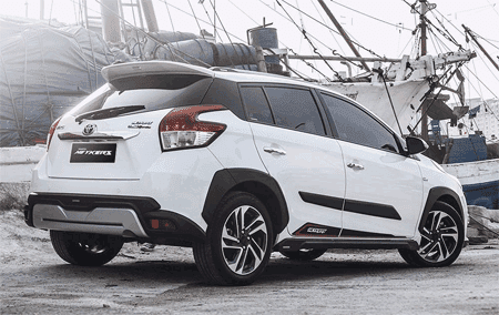 Promo Mobil Toyota Yaris 2018 Harga Paket Kredit DP Murah