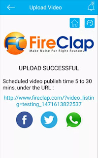 FireClap APK Latest 2016 Version Free Download For Android And Tablets