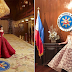 Extravagant Pre-Debut Shoot Of Isabelle Duterte Done In The Malacanang Palace