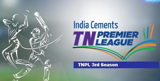 Tamil Nadu Premier League 2018 Predictions Betting Tips (TNPL T20 Predictions)