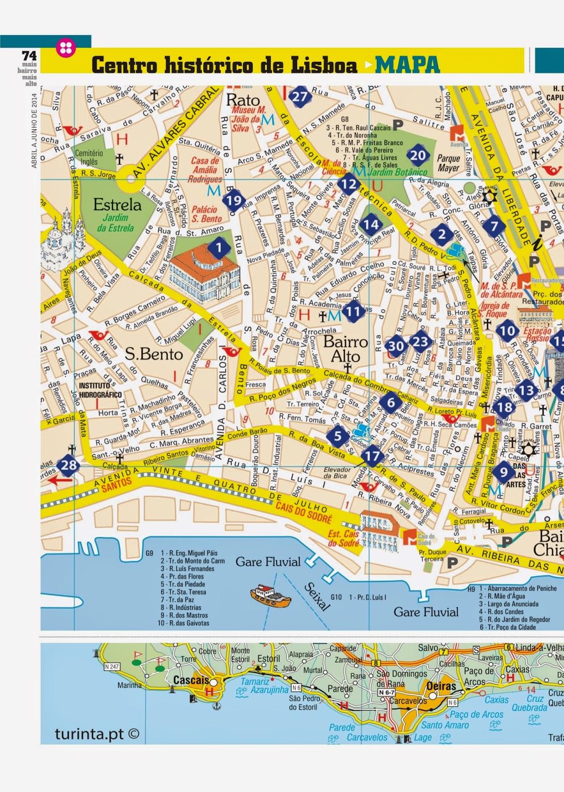 mapa dos bairros populares de lisboa ASSOCIAÇÃO DE COMERCIANTES DO BAIRRO ALTO: Mais BAIRRO Mais ALTO  mapa dos bairros populares de lisboa