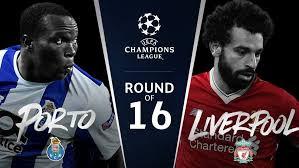 Liverpool vs Porto: TV channel, live stream info.