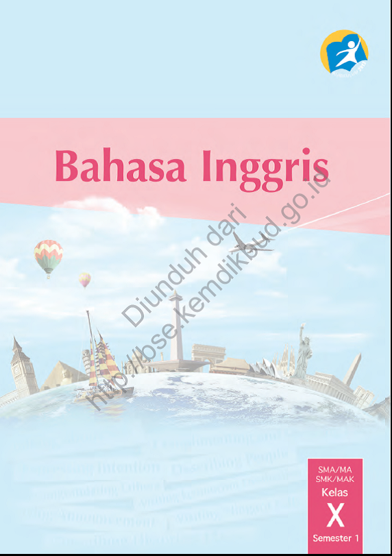 Download Bse 2013 Bahasa Inggris Buku Siswa Sma Ma Smk Mak Kelas X Semester 1 Raja Master Soal