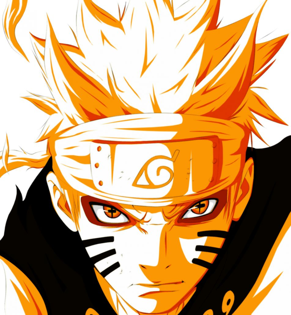 Wallpaper Naruto Shippuden Bijuu Mode Freewallanime