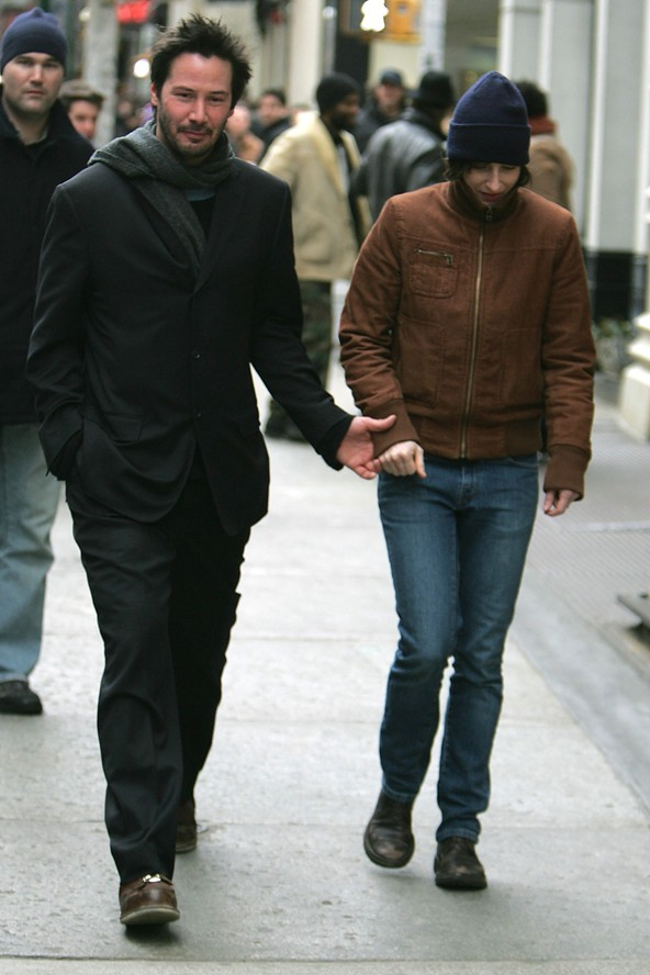 Who is keanu reeves dating october 2012. when should a teenage girl start dating.