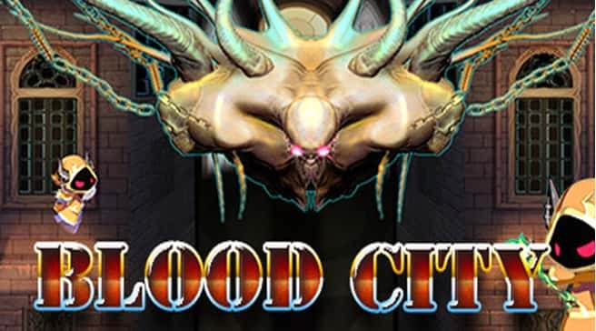 BLOOD CITY-HLM