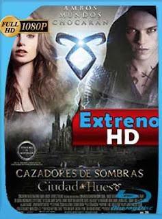 Cazadores de Sombras Ciudad de Hueso 2013 HD [1080p] Latino [GoogleDrive] DizonHD