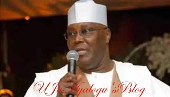 NASS siege: Stop hiding behind a finger, Atiku tells Buhari, Osinbajo