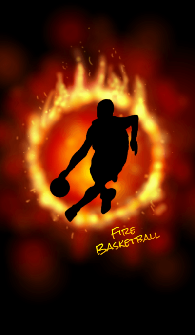 Fire Basketball