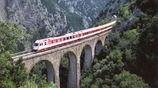 Ξεχάστε όσα ξέρατε για τον ελληνικό σιδηρόδρομο: Αλλάζουν γραμμές και σταθμοί - Θα «ζωντανέψει» το δίκτυο της Πελοποννήσου;