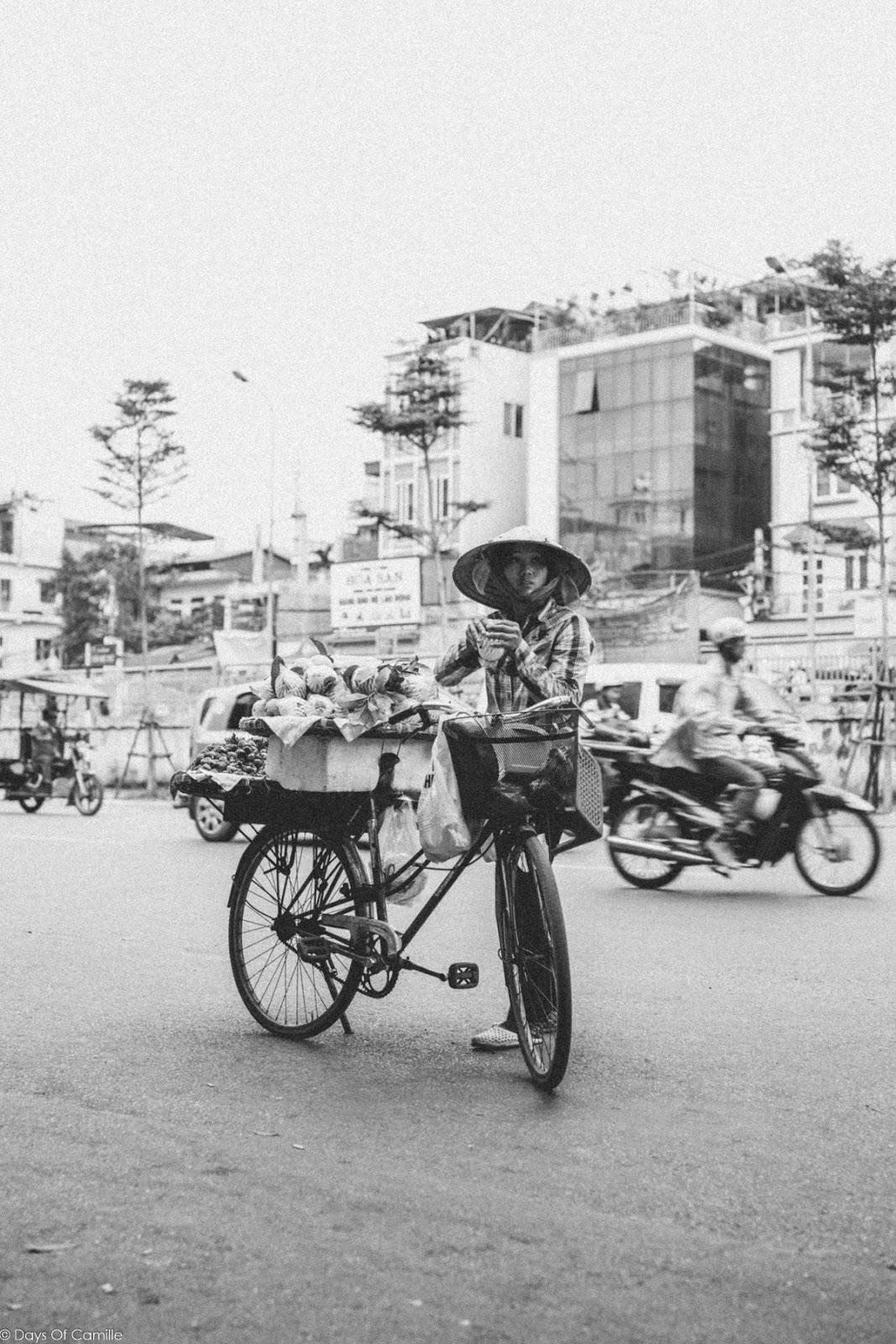 Le vieux quartier de Hanoï et le marché de Thanh Hà - Vietnam #2
