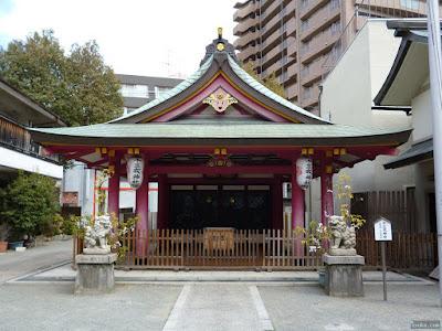 神津神社十三戎神社