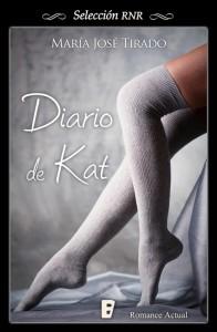 Portada del libro Diario de Kat de María José Tirado