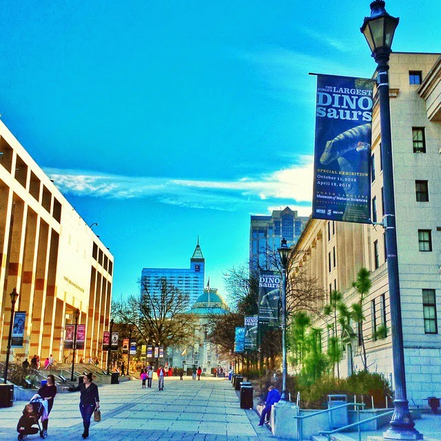 Downtown Raleigh, N.C ;10 Destination Photos on Instagram that Make You Want to Travel