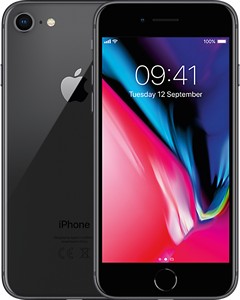 iPhone 8 vs Alcatel Pixi 4 (5) OT5045G: Comparativa