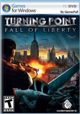Turning Point Fall of Liberty PC Full Español