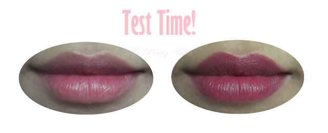 just miss lip color lipstick j3 review test