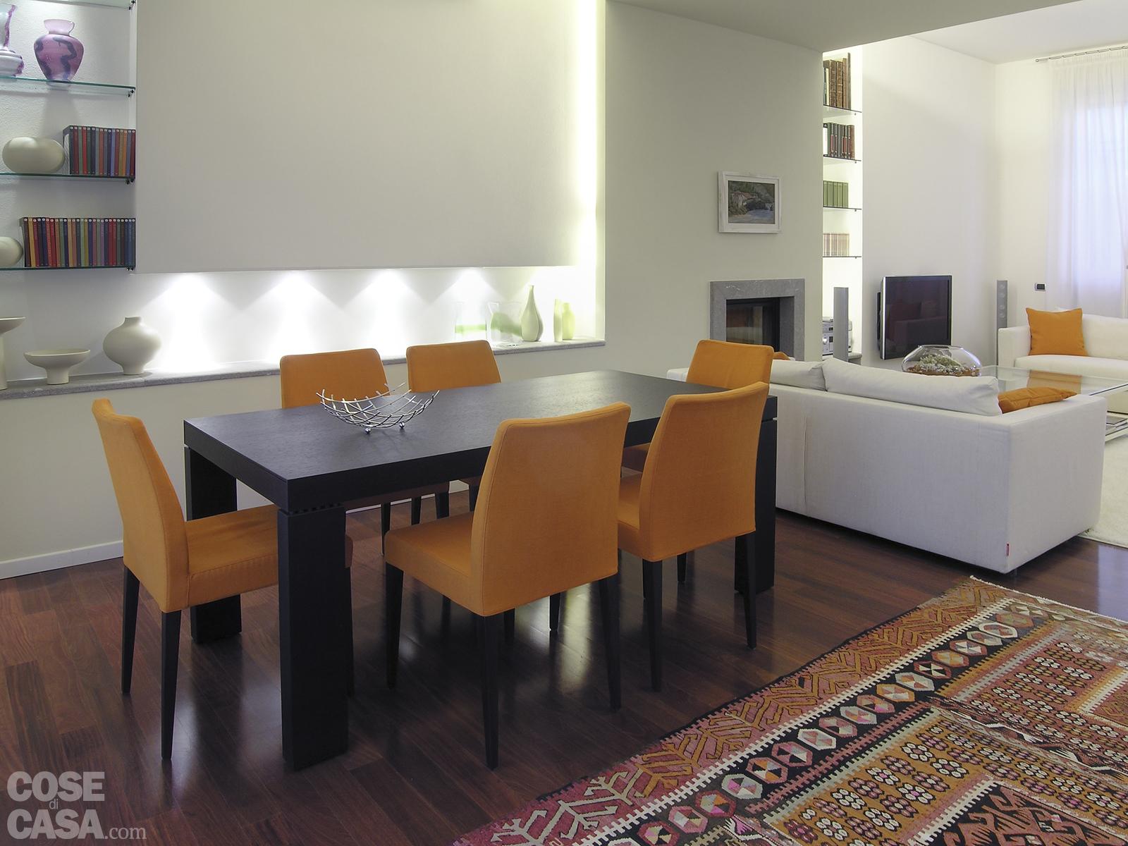 come arredare il soggiorno | arredamento,restyling casa,trasloco - Arredare Soggiorno Con Sala Da Pranzo 2