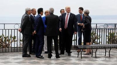 Climat : le G7 brûle sous le soleil de Sicile, et la Chine se positionne